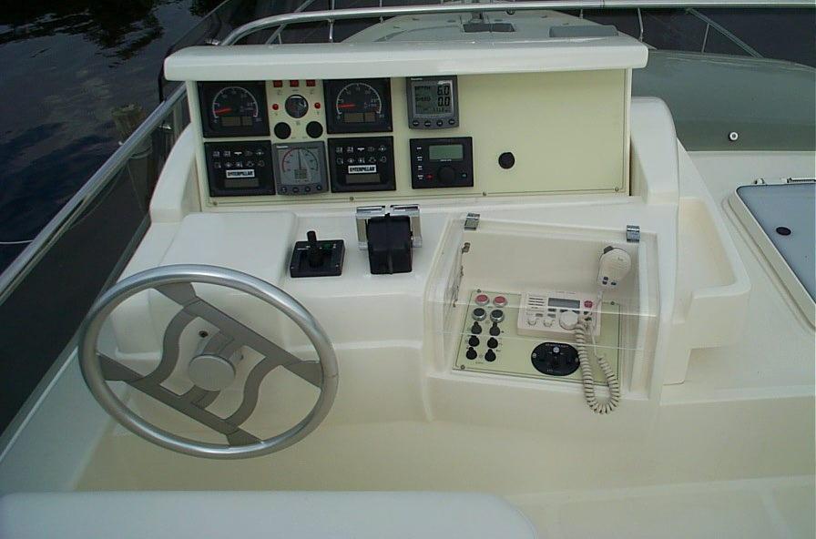 bridge console